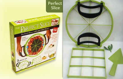 Perfect Slicer Set, Cake Slicer,Bread Slicer
