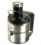 Power Juicer Deluxe Stainless-Steel Electric Juicer