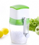 Plastic Manual Ice Crusher