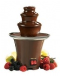Electronic Chocolate Fondue Fountain