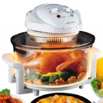 Halogen Oven vs Microwave
